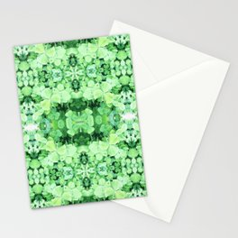Lucky Greens Stationery Cards