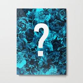 flowers 53 - ? Metal Print