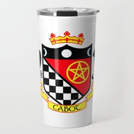 Cabot Crest Color Travel Mug