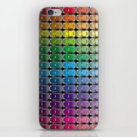 vw iPhone & iPod Skins featuring VW spectrum by Andrew Mark Hunter