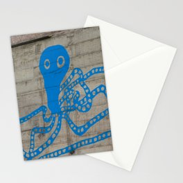 Digby the Octopus Stationery Cards