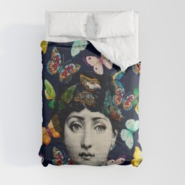 The Butterfly Queen Comforters