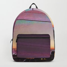 Cardiff Sunset Backpack