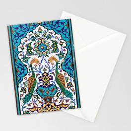 Naghshe-8 Persian Art Stationery Cards