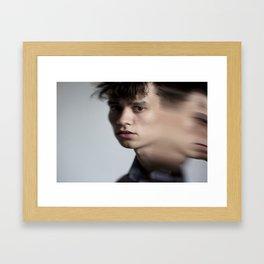 Transient#1 Framed Art Print