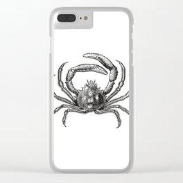 Ocean Art, Water Art, Sea Animals Clear iPhone Case
