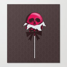 Sweet Death Canvas Print