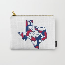 Lone Star State Love Carry-All Pouch
