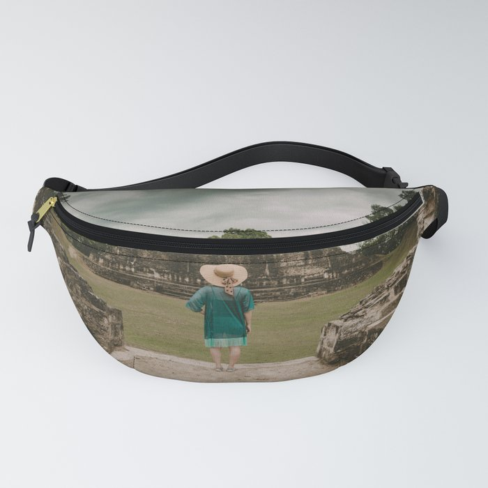 Adventure Awaits Fanny Pack