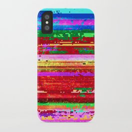dubstep substitution iPhone Case