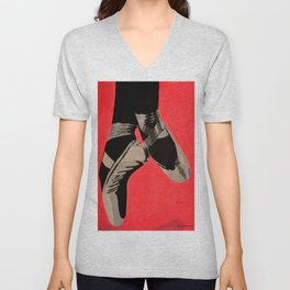 They're dancing with our Miro's Unisex V-Neck