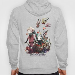 mondtochter the parade Hoody