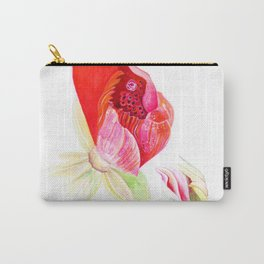 Kokia Flower Bloom Carry-All Pouch