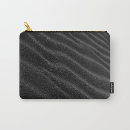 Black Sand Darkness Carry-All Pouch