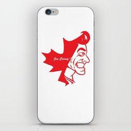 Canadian Pride Series: Jim Carrey iPhone Skin