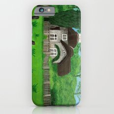 Cottage---Longleat safari park iPhone 6s Slim Case