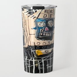 Basquiat Untitled Travel Mug