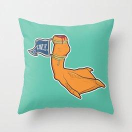 Sorry Hank. Throw Pillow