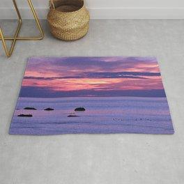Surreal Sunset Rug