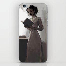 Book iPhone Skin