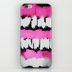 GLAMOUR SPILL iPhone & iPod Skin