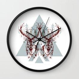 Deer Darlin' Wall Clock