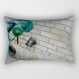 NYC Rusty On The Side | Summer 2016 Rectangular Pillow
