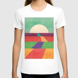 The path leads to forever T-shirt