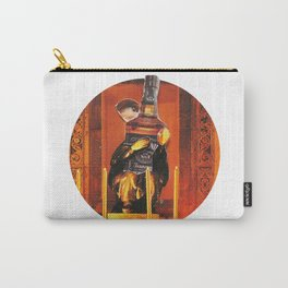 The Prayer · Crop Circle Carry-All Pouch
