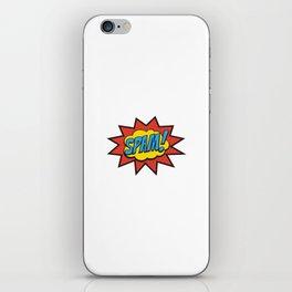 Spam iPhone Skin