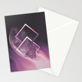 A MILLION MILES TO SANCTUARY Stationery Cards