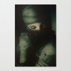 Hidden self Canvas Print