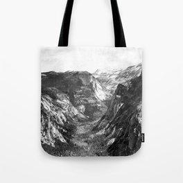 Tenaya Canyon Tote Bag