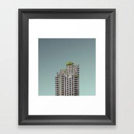 LND CLR X-5 London Colour Architecture Art Framed Art Print