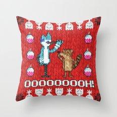 Regular Sweater Throw Pillow