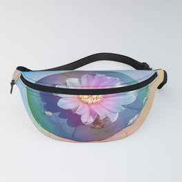 Payote psychedelic plants Fanny Pack