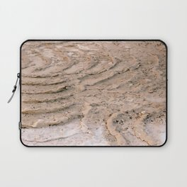 Wheel Loader Skid Marks 3 Laptop Sleeve