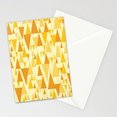 Love Triangle 1 Stationery Cards