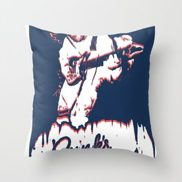 79 PUNKS Throw Pillow