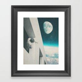 Needed to Breathe Framed Art Print