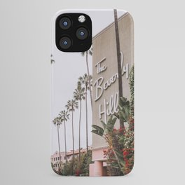 Beverly Hills Hotel iPhone Case