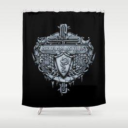 Arkham Crest Shower Curtain