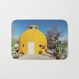 LEMON HOUSE / Cartago, California Bath Mat