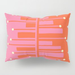 Pianisti Sixties Pillow Sham