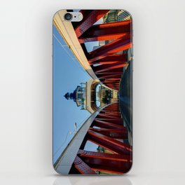Low Level Bridge iPhone Skin
