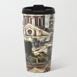 Patterns of Places - Rome Travel Mug