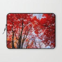 Japanese Maple Laptop Sleeve