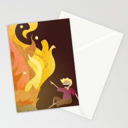 Campfire Magic Stationery Cards