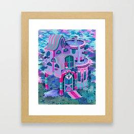 Bertram's House Framed Art Print
