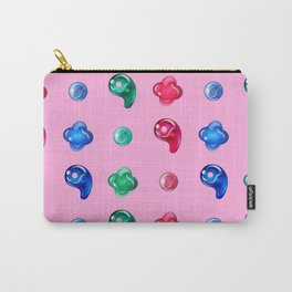 Ayakashi Gems (pink) Carry-All Pouch